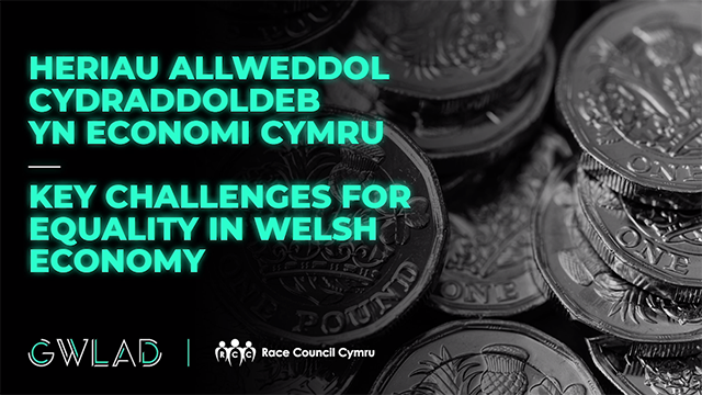 Key Challenges for Equality in Welsh Economy