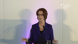 Women in Public Life: Julia Gillard