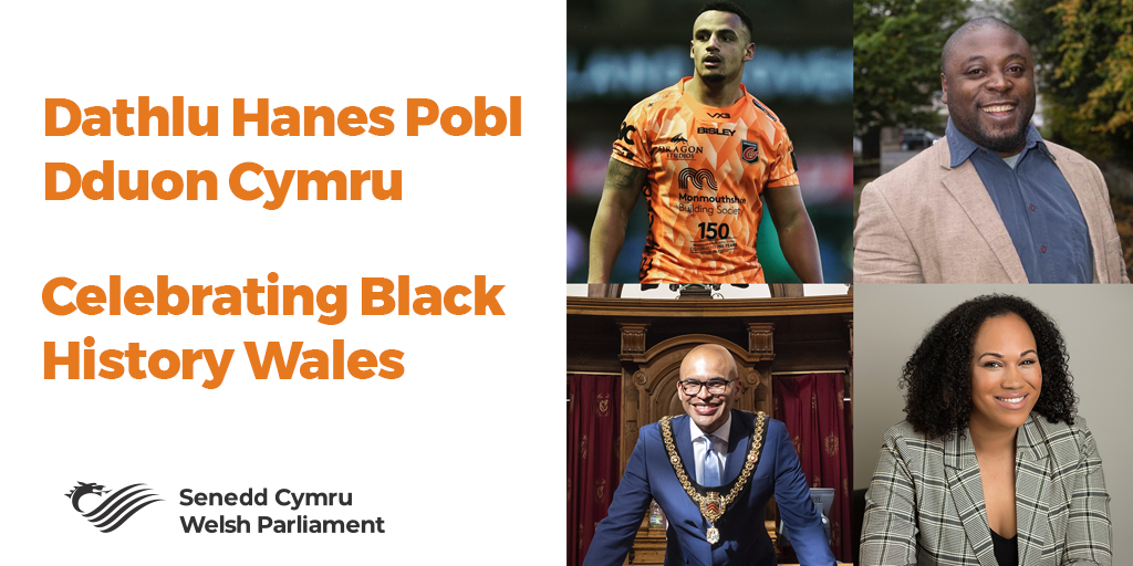 Celebrating Black History Wales