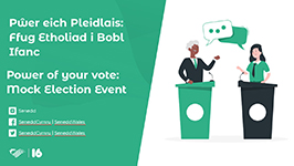 Power of your Vote: Mock Election Event