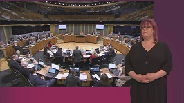Questions to the Minister for Social Justice 30.06.21
